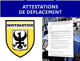 attestations de deplacements