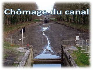 chomage canal
